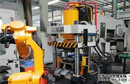 100吨快速液压机_YW32K-100T四柱快速油压机