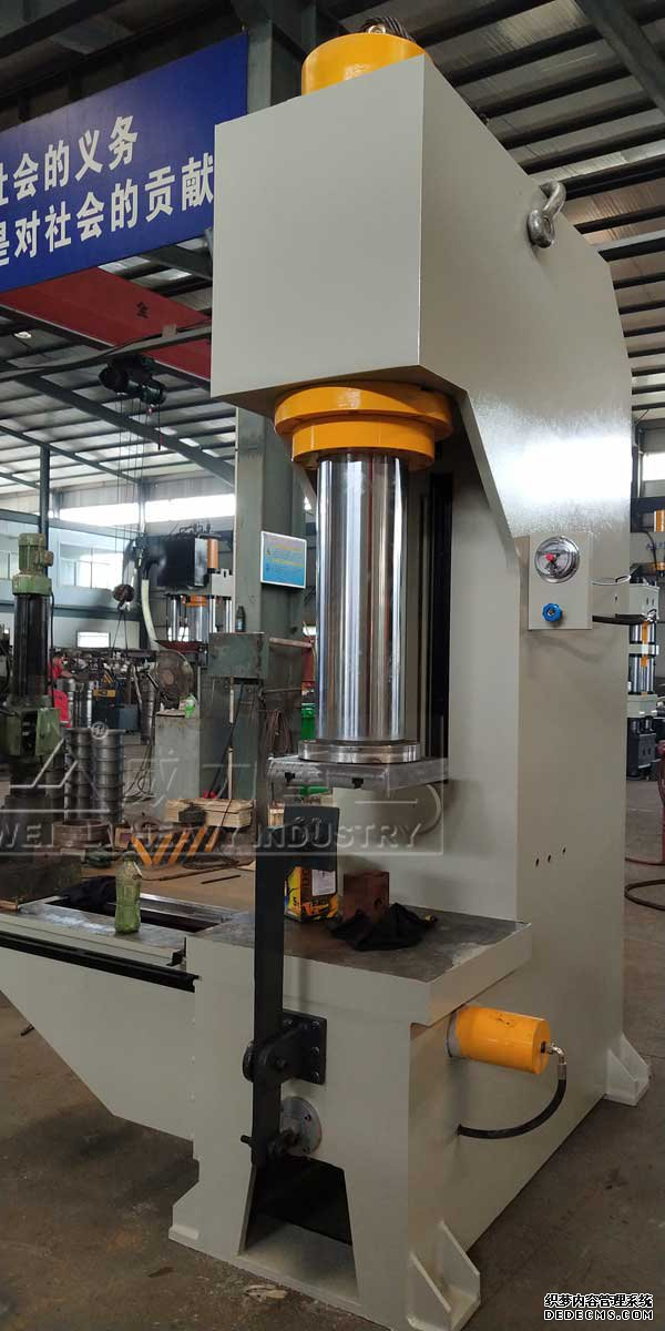 YW41-160T单柱油压机