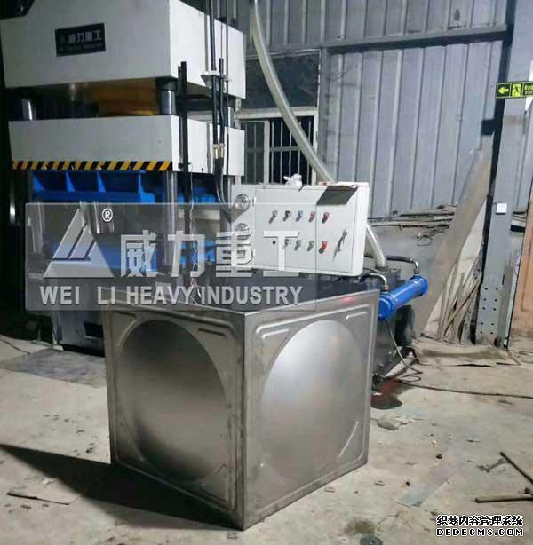 不锈钢水箱板拉伸机