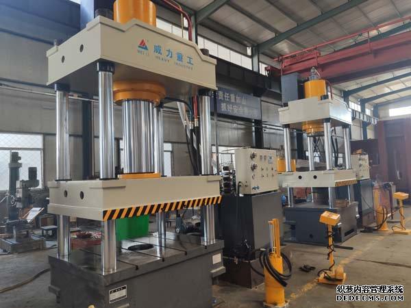 315吨漏粪板液压机生产厂家