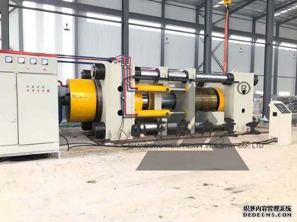 3000吨快速卧式液压机