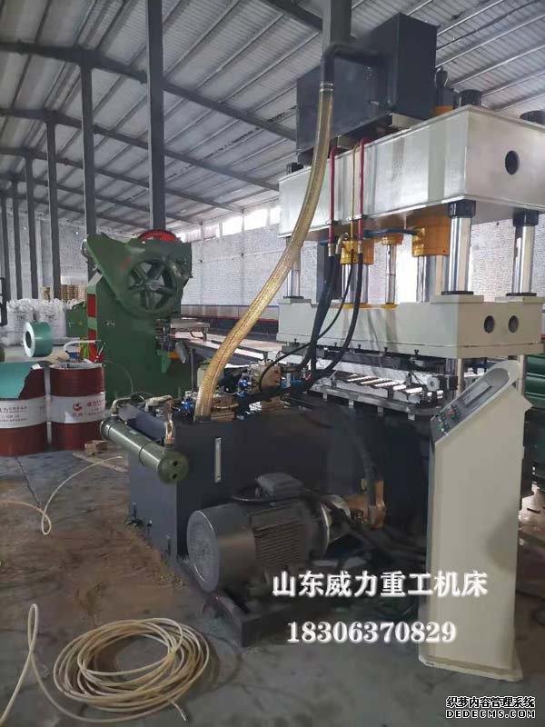 彩石金属瓦自动生产线