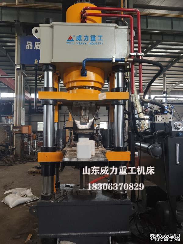 YW79-400T粉末制品成型液压机
